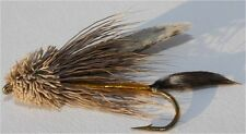 Muddler Minnow Assortment; 1 Dozen Trout Fishing Flies