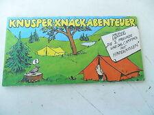 1 x Comic - Knusper-Knack- Abenteuer - mit Kitkat - Z. 2-3