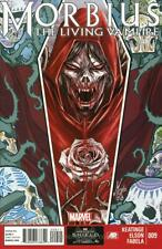 Morbius: The Living Vampire (2nd Series) #9 VF/NM; Marvel | save on shipping - d
