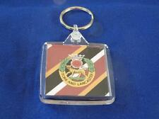 YORK AND LANCASTER REGIMENT LARGE KEY RING