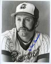 Mike Marshall (CY YOUNG) signed 8x10 photo ATLANTA BRAVES - Inperson w/ COA