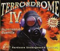 TERRORDROME 4 = Technohead/Elstak/Scarface/Dano/Reyes...=3CD= HARDCORE GABBER!!