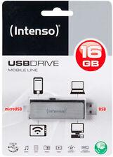 Lecteurs flash USB Intenso USB 2.0, 16 Go