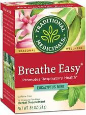Traditional Medicinals Breathe Easy Seasonal Tea, 16 Tea Bags