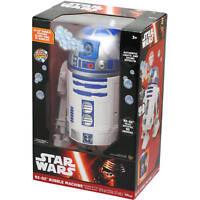 NEW! Star Wars R2D2 Bubble Machine