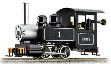 Accucraft ac77-010 Ruby #1 - LIVE STEAM-Beginners Model-Available Now!