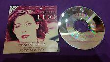 Les Filles du Lido no tears no regrets press 1995 France  Card sleeve cd usato