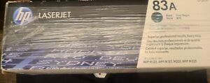 HP 83A CF283A Black Toner Print Cartridge Sealed
