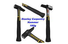Stanley Carpentry Hammer with Graphite Handle 160g 20mm 1-54-899