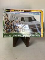 FORD 1979 VAN DALLAS COWBOYS CHEERLEADERS VINTAGE ORIGINAL NOS REVELL MODEL KIT