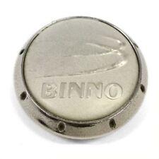 BINNO WHEELS CENTER CAP #C-19 CHROME USED
