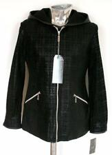 Ladies Italian Lambskin Leather Jacket EU44 / UK 14 / US 12 RRP £495 coat Large