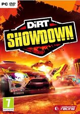 Dirt Showdown  DVD Case    SRP $29.95