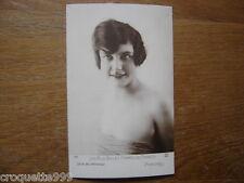 carte postale ancienne CPA Postcard LES PLUS BELLES FEMME DE FRANCE phedre