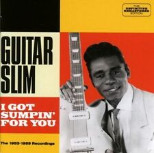 I Got sumpin' for you, Guitar Slim CD | 8436542014410 | New