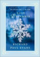 Lost December: A Novel by Evans, Richard Paul