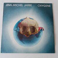 Jean-Michel Jarre - Oxygene - Vinyl LP Original UK Press EX/EX