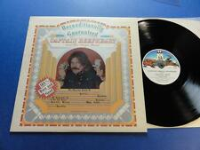 CAPTAIN BEEFHEART  UNCONDITIONALLY GUARANTEED Virgin 74 UK 1st pr LP EX/EX