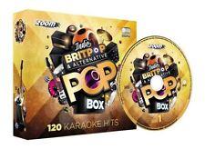Karaoke CDGs & DVDs