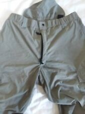 US MILITARY PATAGONIA LEVEL 5 SOFT SHELL PANTS - SIZE: X-LARGE
