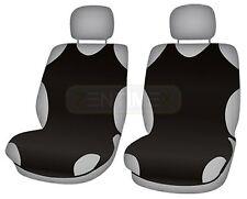 Fundas para asientos negro delantero kos bmw 5er