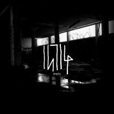 Intig - Empty CD 2017 depressive black metal War Against Yourself