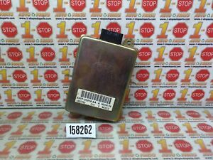 1987-1989 FORD F150 F250 E150 E250 ABS CONTROL MODULE E8TF-2C018-AA OEM