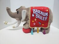 Ringling Bros and Barnum & Bailey Special Edition Plush Elephant (New, No Tags)