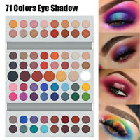 71 Colors Eyeshadow Matte Shimmer Eye Shadow Palette Cosmetic Makeup Tool Kit