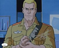 MICHAEL BELL Signed DUKE G.I. Joe 8x10 Photo In Person Autograph JSA COA Cert
