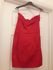 Mango Red dress size XS