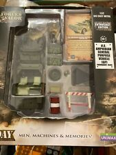 Forces of Valor 1:32 U.S. Amphibian General Purpose Vehicle, Normandy 1944 - New