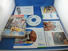 Original Nokia 8310 Instruction Manual Book German instructions Mobile Phone CD