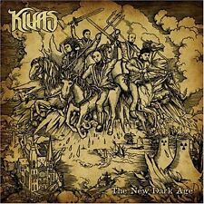 KIUAS - The New Dark Age CD