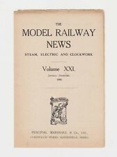 The Model Railway News Magazine Index Only – Vol. XXI – January-December 1945