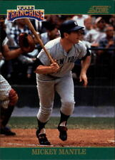 Mickey Mantle Not Authenticated Baseball Cards