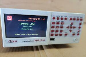 Newtons4th LTD N4L PPA1510 Power Analyzer