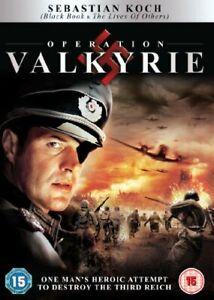 Operation Valkyrie [DVD][Region 2]
