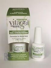 Gelish VITAGEL Nail Strengthener for Natural Nails- NO Formalehyde, Toluene, DBP
