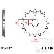 JT Motorrad Ritzel 14 Zähne, Teilung 428 JTF416.14