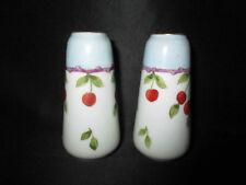 ancienne paire vase miniature poupée jeux jouet Limoges J G et Cie début XX ème