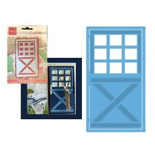 Stable Door Metal Die Cut Marianne Cutting Dies LR0313 Farm,Barn,