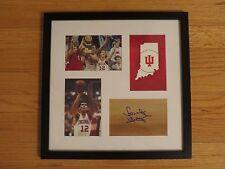 Steve Alford Autograph Autographed Signature Framed INDIANA IU Basketball Signed