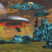 BOSTON - GREATEST HITS - CD SIGILLATO 1997 - 16 TRACKS