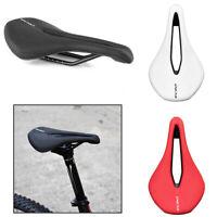 EC90 Gel Leather Road Bicycle Saddle Seat Cycling Cushion MTB Saddles