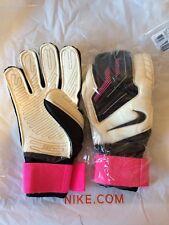 Nike GK Premier SGT Goalie goalkeeper gloves Pro Pink Size 10.5 £120 PGS167 165