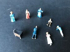 HO scale Figures LYTLER RAGTIMERS  from Street Merchants painted 1890-1910 RARE