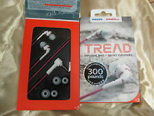 Philips SHO2300 WH O'Neill THE TREAD in ear headphones SHO2300 White