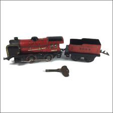 Motrice 3.1225 et tender 2528 - Meccano série hornby