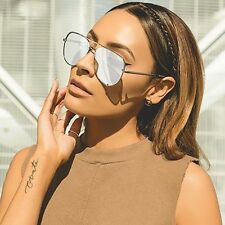 86a9a4bbc4150 Quay Silver Sunglasses for Women for sale